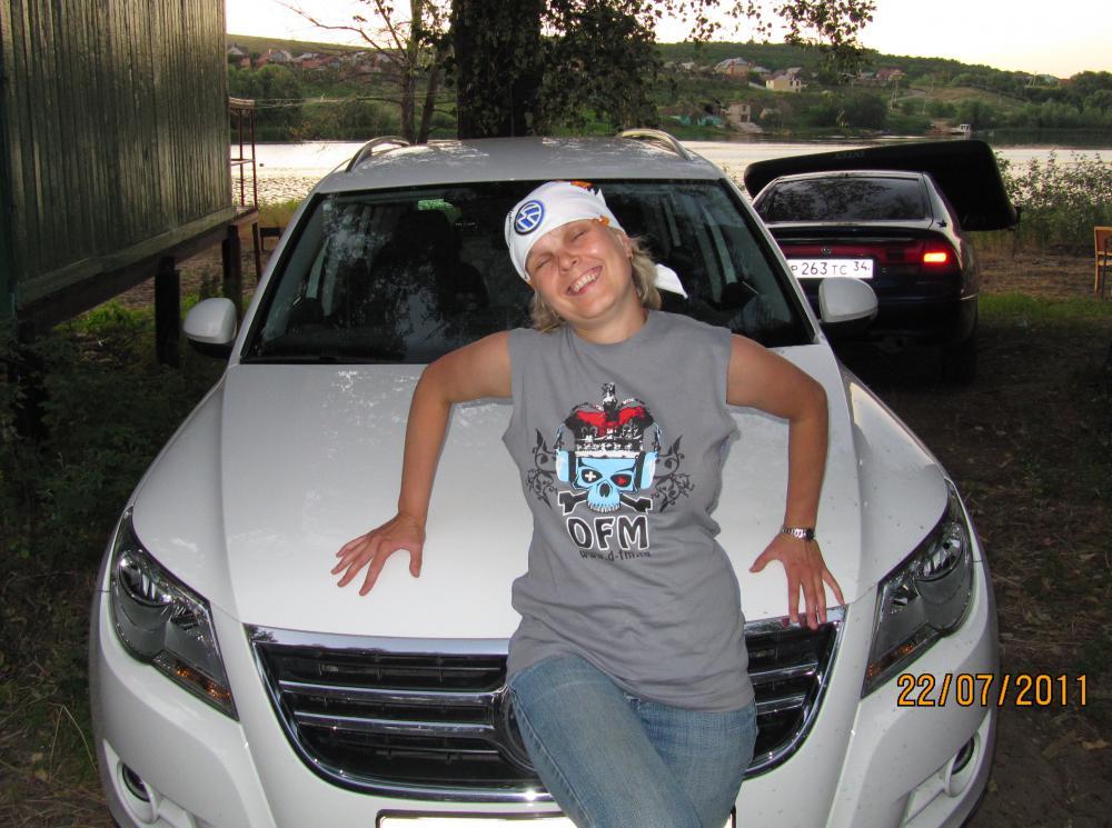 Мисс Тигуан 2011